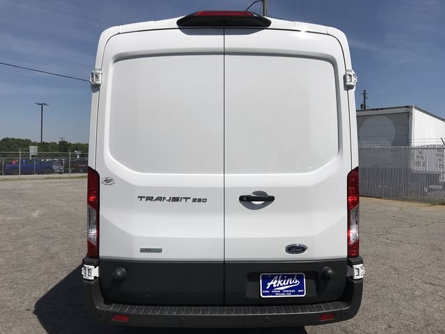 2018 Transit 250 Med Roof 4x2,  Empty Cargo Van #JKA67137 - photo 6