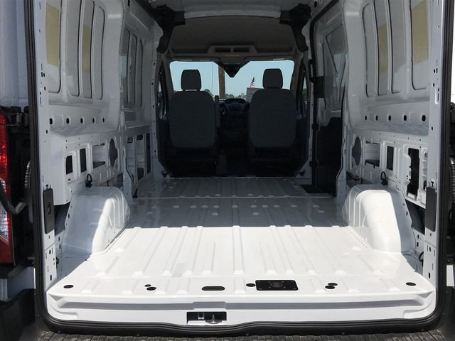 2018 Transit 250 Med Roof 4x2,  Empty Cargo Van #JKA67137 - photo 2