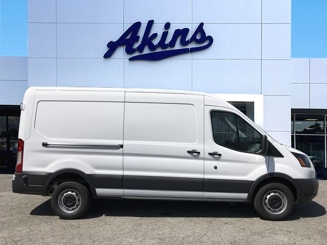 2018 Transit 250 Med Roof 4x2,  Empty Cargo Van #JKA67137 - photo 1