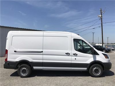 2018 Transit 250 Med Roof 4x2,  Empty Cargo Van #JKA67137 - photo 24