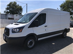 2018 Transit 250 Med Roof 4x2,  Empty Cargo Van #JKA67137 - photo 3