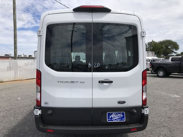 2018 Transit 150 Med Roof 4x2,  Empty Cargo Van #JKB13272 - photo 4