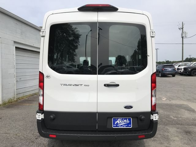 2018 Transit 150 Med Roof 4x2,  Empty Cargo Van #JKB21206 - photo 4