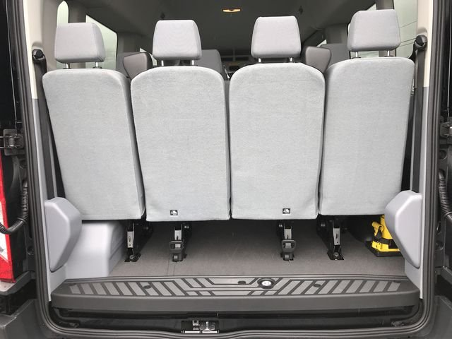 2018 Transit 350 Med Roof 4x2,  Passenger Wagon #JKB27703 - photo 10