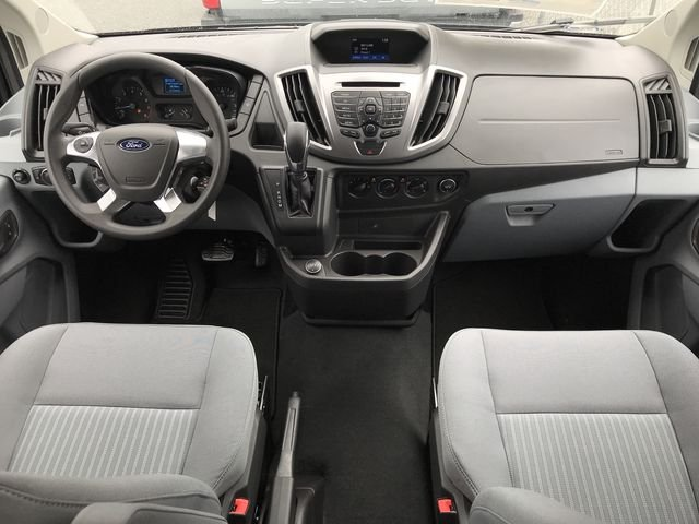 2018 Transit 350 Med Roof 4x2,  Passenger Wagon #JKB27703 - photo 12