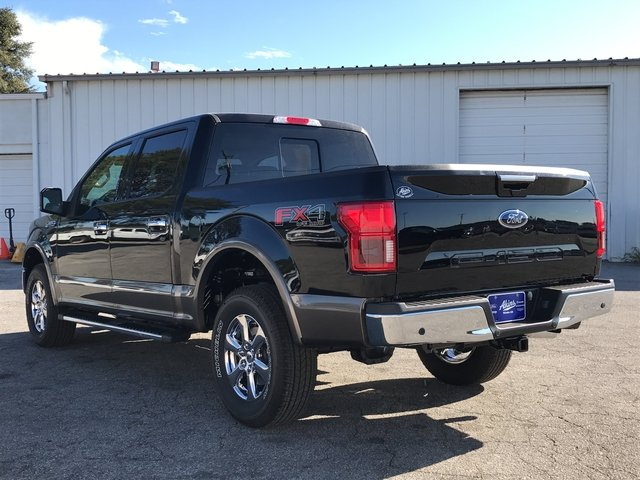 2018 F-150 SuperCrew Cab 4x4,  Pickup #JKC18366 - photo 4