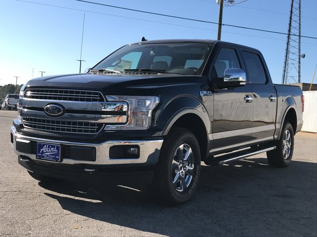2018 F-150 SuperCrew Cab 4x4,  Pickup #JKC18366 - photo 5