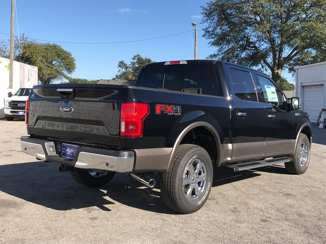 2018 F-150 SuperCrew Cab 4x4,  Pickup #JKC18366 - photo 2