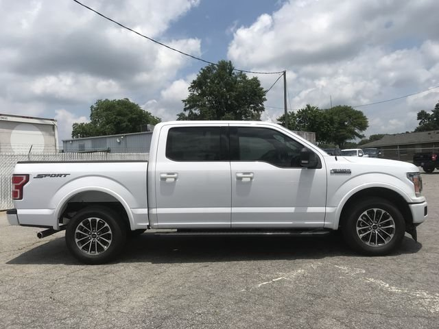 2018 F-150 SuperCrew Cab,  Pickup #JKC61543 - photo 3