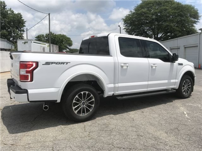 2018 F-150 SuperCrew Cab,  Pickup #JKC61543 - photo 2