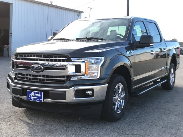 2018 F-150 Crew Cab Pickup #JKC99229 - photo 6
