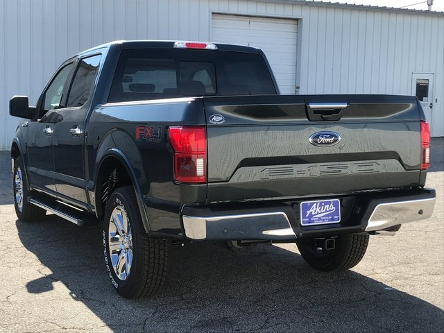2018 F-150 SuperCrew Cab 4x4,  Pickup #JKD12496 - photo 4