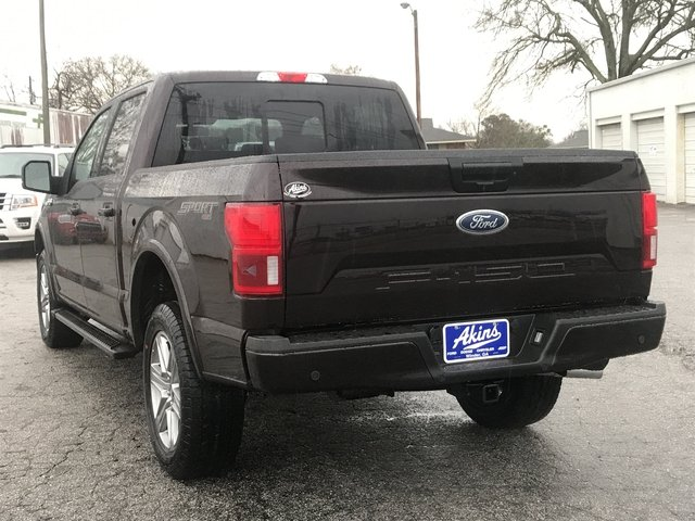 2018 F-150 SuperCrew Cab 4x4,  Pickup #JKD24588 - photo 4