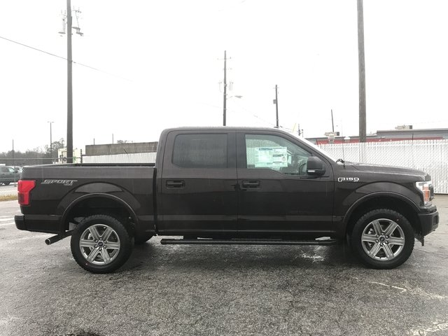 2018 F-150 SuperCrew Cab 4x4,  Pickup #JKD24588 - photo 26