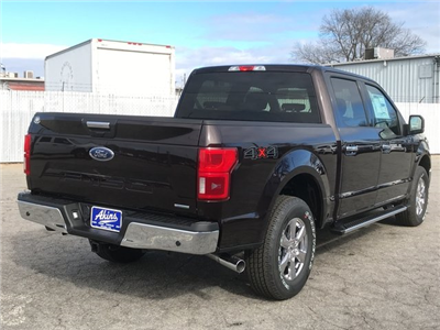 2018 F-150 Crew Cab 4x4 Pickup #JKD24599 - photo 2