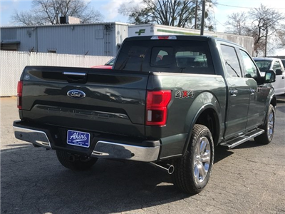 2018 F-150 SuperCrew Cab 4x4,  Pickup #JKD49344 - photo 2