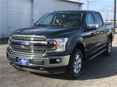 2018 F-150 SuperCrew Cab 4x4,  Pickup #JKD49344 - photo 5