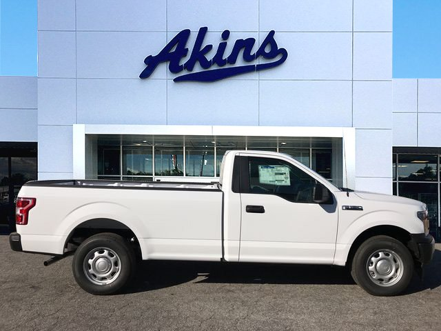2018 F-150 Regular Cab 4x2,  Pickup #JKD63618 - photo 1
