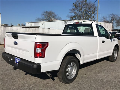 2018 F-150 Regular Cab 4x2,  Pickup #JKD63618 - photo 2