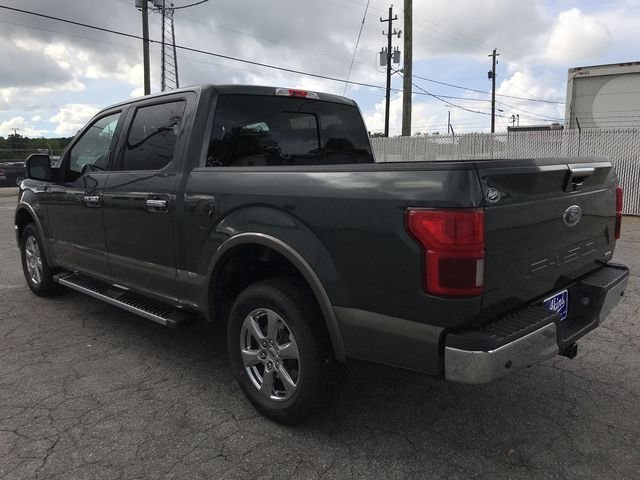 2018 F-150 SuperCrew Cab 4x2,  Pickup #JKE21073 - photo 4