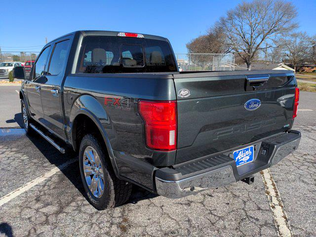 2018 F-150 SuperCrew Cab 4x4,  Pickup #JKE38718 - photo 4