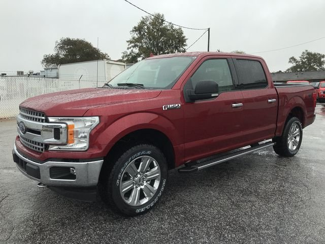 2018 F-150 SuperCrew Cab 4x4,  Pickup #JKE70759 - photo 5