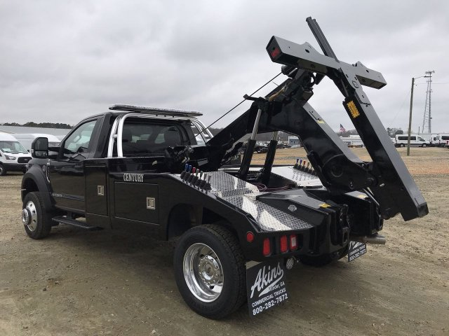 2019 F-550 Regular Cab DRW 4x4,  Vulcan Wrecker Body #KDA06540 - photo 4