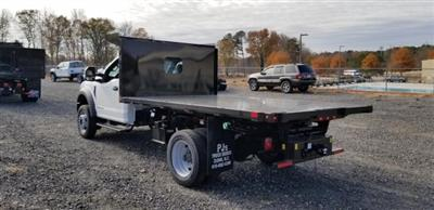 2019 F-550 Regular Cab DRW 4x4, PJ's Platform Body #KDA27454 - photo 2