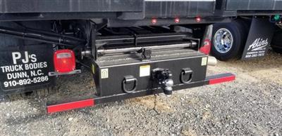 2019 F-550 Regular Cab DRW 4x4, PJ's Platform Body #KDA27454 - photo 7