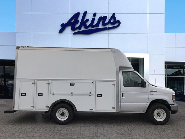 2019 E-350 RWD,  Supreme Service Utility Van #KDC09094 - photo 1
