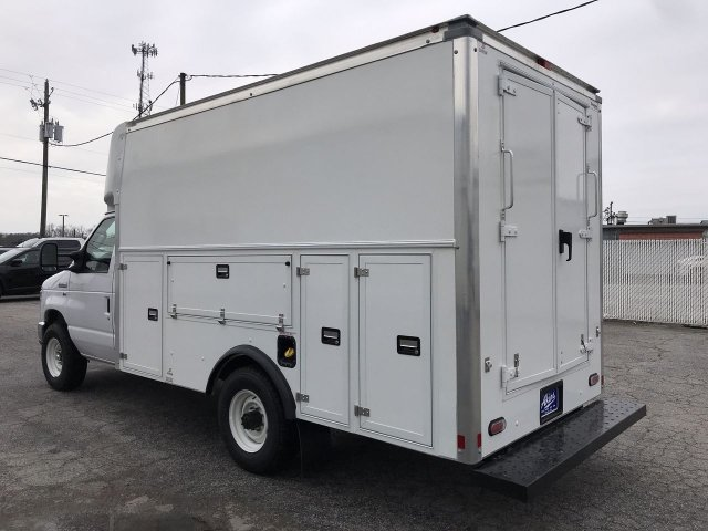 2019 E-350 RWD,  Supreme Service Utility Van #KDC09094 - photo 5