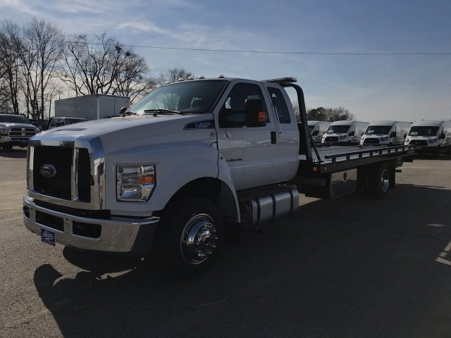 2019 F-650 Super Cab DRW 4x2,  Chevron Rollback Body #KDF01732 - photo 5