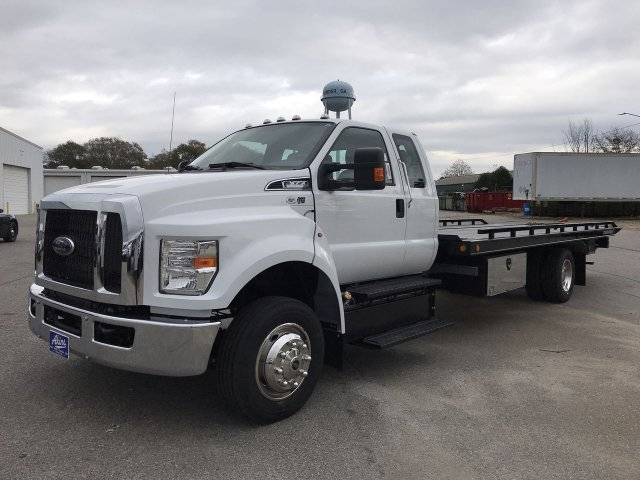 2019 F-650 Super Cab DRW 4x2,  Miller Industries Rollback Body #KDF02015 - photo 5