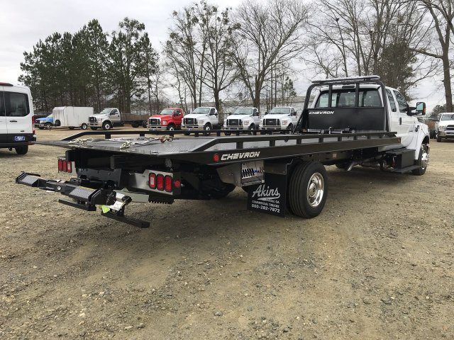2019 F-650 Super Cab DRW 4x2,  Miller Industries Rollback Body #KDF02025 - photo 2