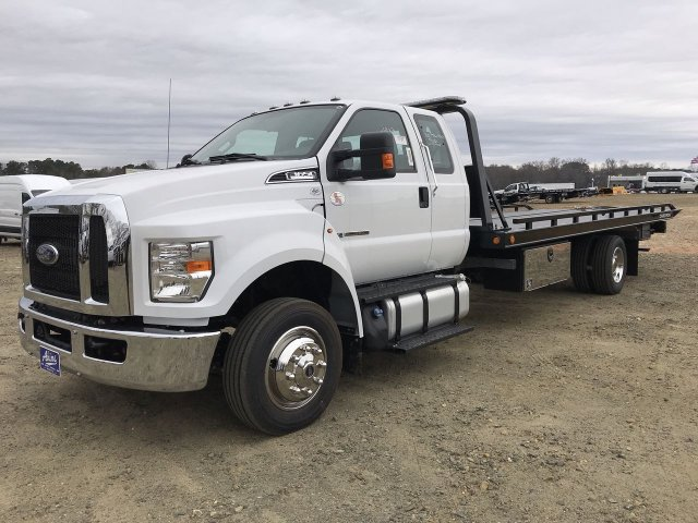 2019 F-650 Super Cab DRW 4x2,  Miller Industries Rollback Body #KDF02025 - photo 5