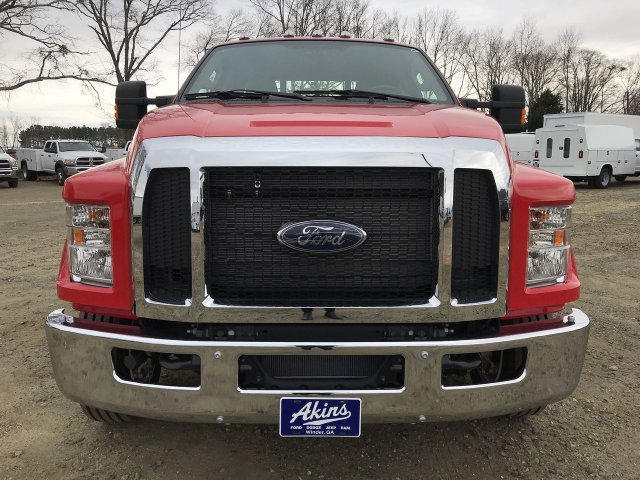 2019 F-650 Super Cab DRW 4x2,  Miller Industries Rollback Body #KDF02028 - photo 6