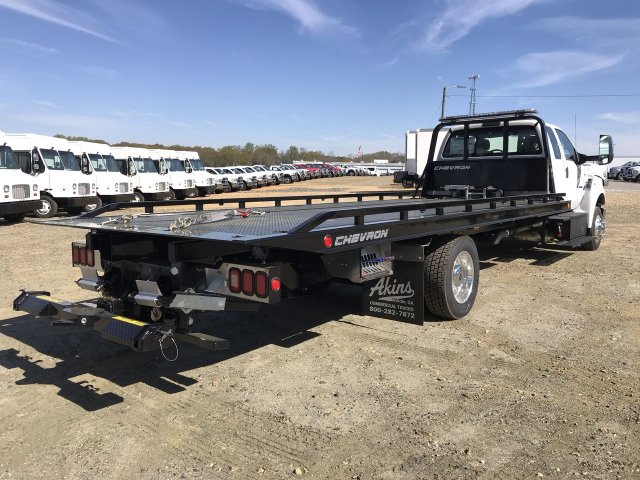 2019 F-650 Super Cab DRW,  Miller Industries Rollback Body #KDF02387 - photo 2