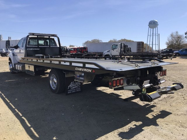 2019 F-650 Super Cab DRW,  Miller Industries Rollback Body #KDF02387 - photo 4