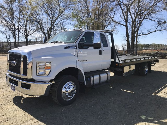 2019 F-650 Super Cab DRW,  Miller Industries Rollback Body #KDF02387 - photo 5