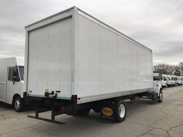 2019 F-650 Regular Cab DRW 4x2,  Dry Freight #KDF02928 - photo 2