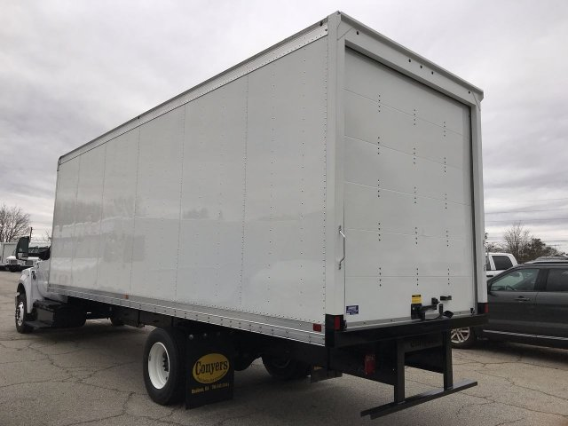2019 F-650 Regular Cab DRW 4x2,  Dry Freight #KDF02928 - photo 4