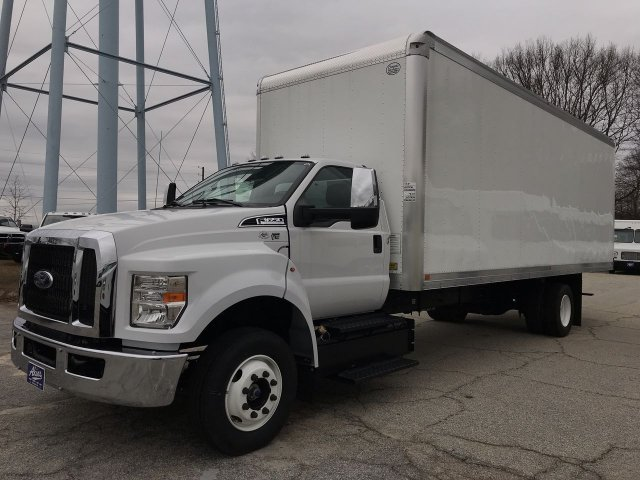 2019 F-650 Regular Cab DRW 4x2,  Dry Freight #KDF02928 - photo 5