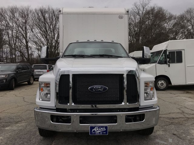 2019 F-650 Regular Cab DRW 4x2,  Dry Freight #KDF02928 - photo 6