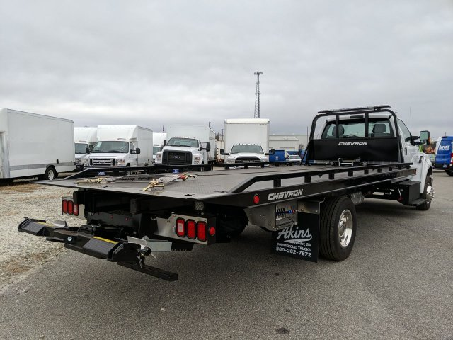 2019 F-650 Regular Cab DRW, Rollback Body #KDF05132 - photo 1