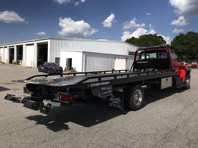 2019 F-650 Regular Cab DRW,  Miller Industries Chevron Rollback Body #KDF05133 - photo 2
