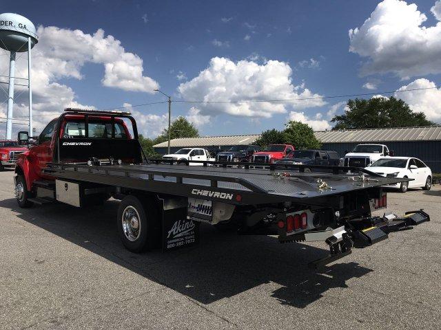 2019 F-650 Regular Cab DRW,  Miller Industries Rollback Body #KDF05133 - photo 4