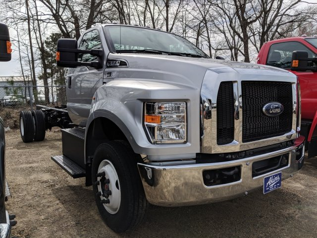 2019 F-650 Regular Cab DRW, Cab Chassis #KDF05258 - photo 1