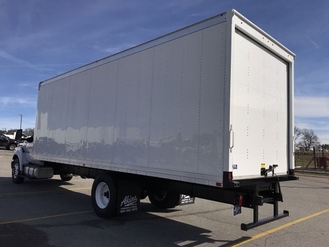 2019 F-650 Regular Cab DRW,  Supreme Dry Freight #KDF06678 - photo 4