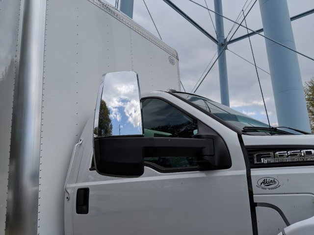 2019 F-650 Regular Cab DRW,  Conyers Dry Freight #KDF06679 - photo 9