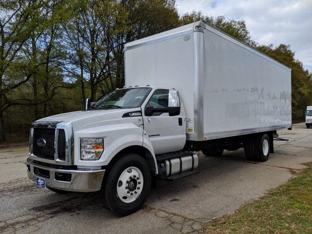 2019 F-650 Regular Cab DRW,  Conyers Dry Freight #KDF06679 - photo 5